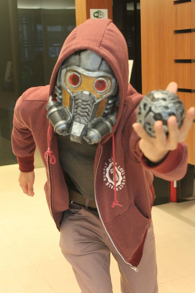 Picture of Essential Star-Lord Props