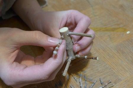 Assembling the Reindeer