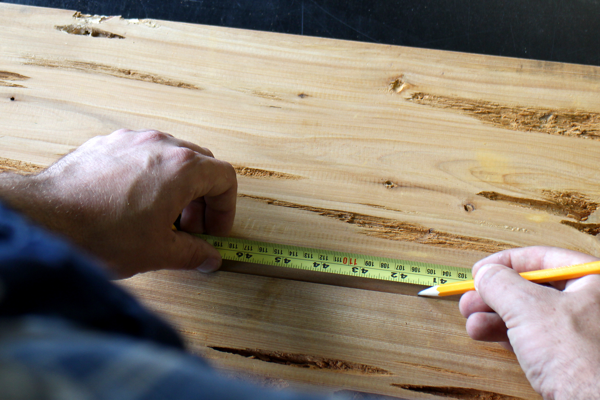 Picture of Cut Planks to Size
