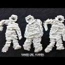 Mummy Cookies - video tutorial