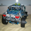 Knex Monstertruck