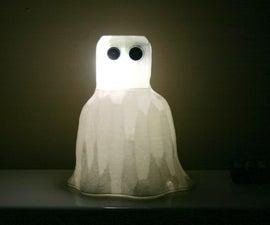 Ghosty, a Smart Nightlight