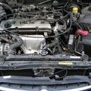 Fixing a cars radiator