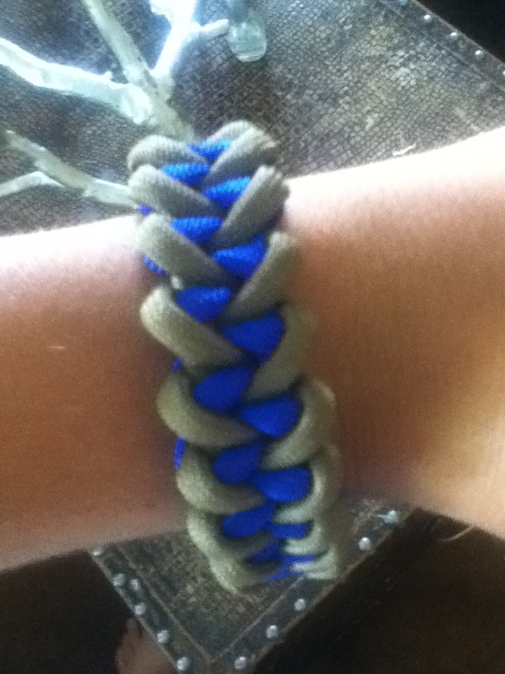 Picture of How to Make Paracord Shark Jawbone With Buckles
