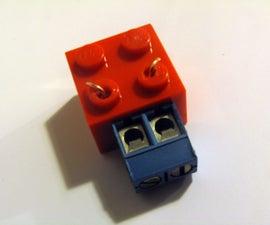 Lego Motor Arduino Interface