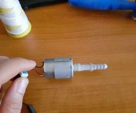 Simple Handheld Rewinder