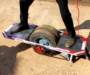 Uniwheel Electric Hoverboard
