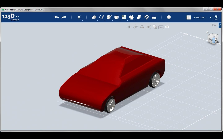 . Design a Custom Model Car  6 Steps
