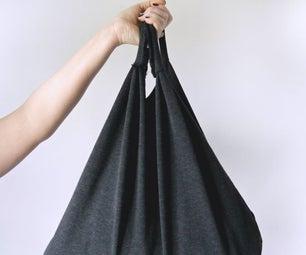 SWEATSHIRT BAG