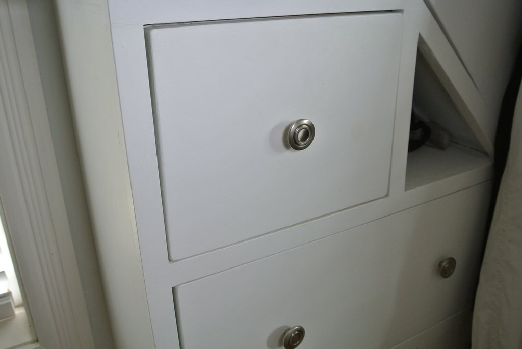 Fix Sticking Wooden Drawers With Pictures