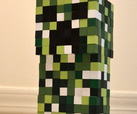 Minecraft Creeper Cell Phone Dock