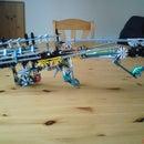 Knex Bolt Action Assault Rifle