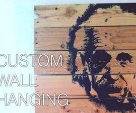 Inspirational Wall Hanging