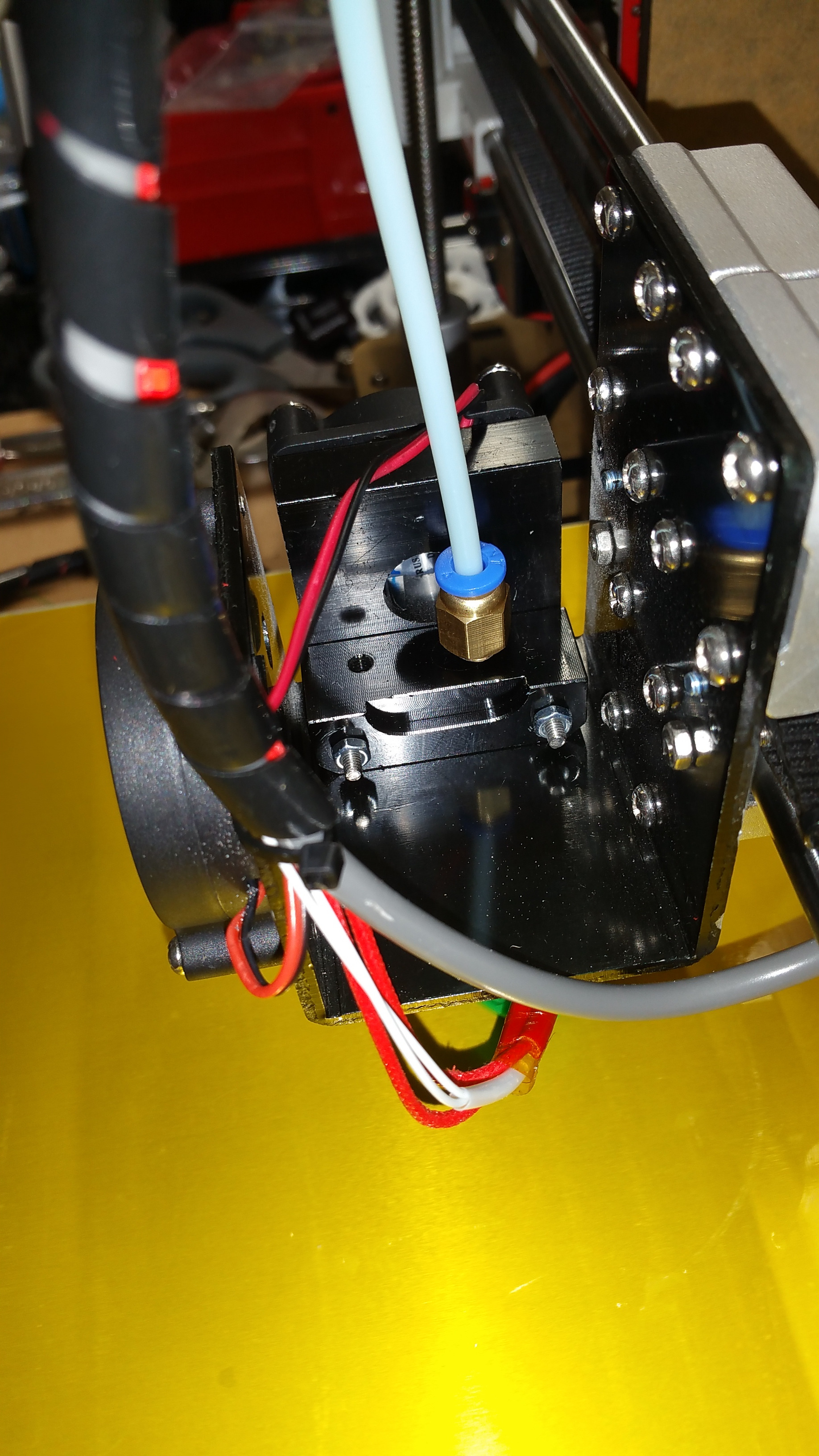 Picture of Once You Have the Stepper Motor Attached to the Frame...