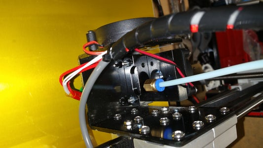 Once You Have the Stepper Motor Attached to the Frame...