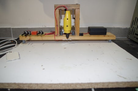 Make a Foot Pedal