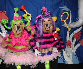"""Adorable Who Costumes from """"Horton Hears A Who"""""""