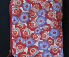 Sewing for Beginners - Lined, Zippered Change Purse