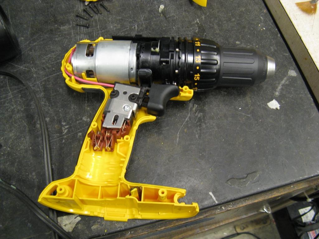 Picture of Drive Motors, Modding.