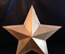 3D Cereal Box Stars