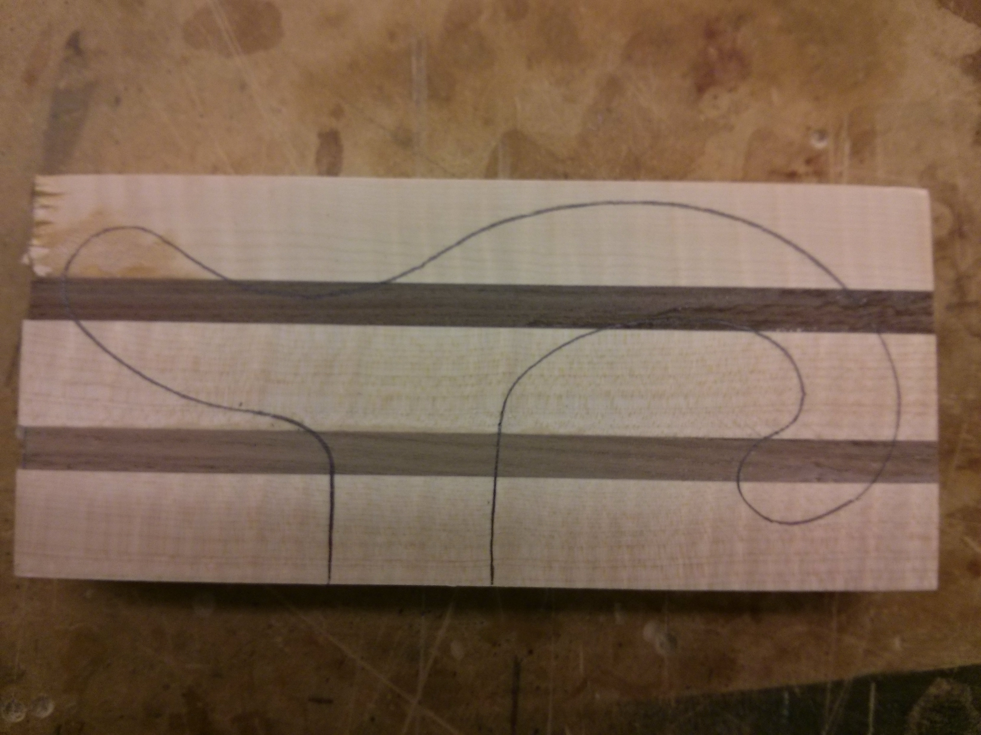 Picture of Make a Tracing Jig