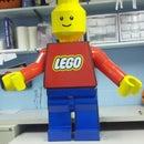 Lego MiniFig Giant