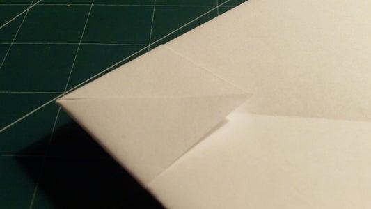 Corner and Nose Folding