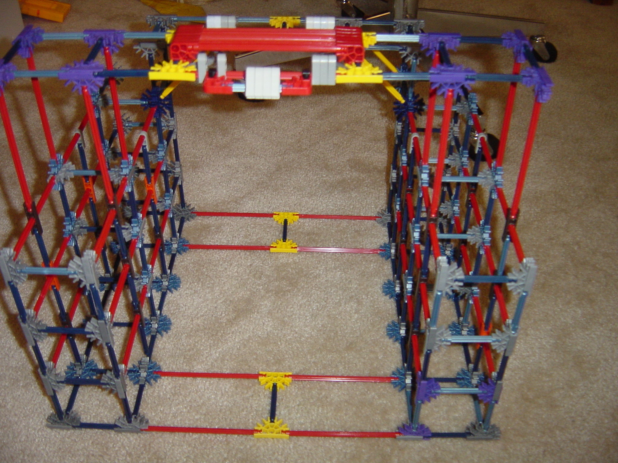 Picture of Knex in Bed IPod Holder