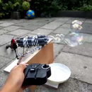How to Make a Bubble Blower Machine
