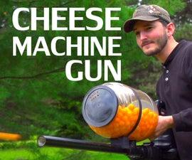Cheese Ball Machine Gun