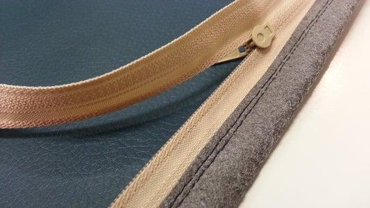 Sew the Zipper