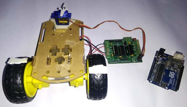 Picture of How to Make Relay Driver Shield for Arduino