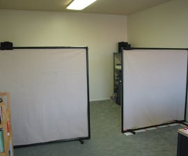 Cheap Office or Room Divider