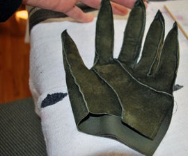 Kali Hands and Body Tweaks