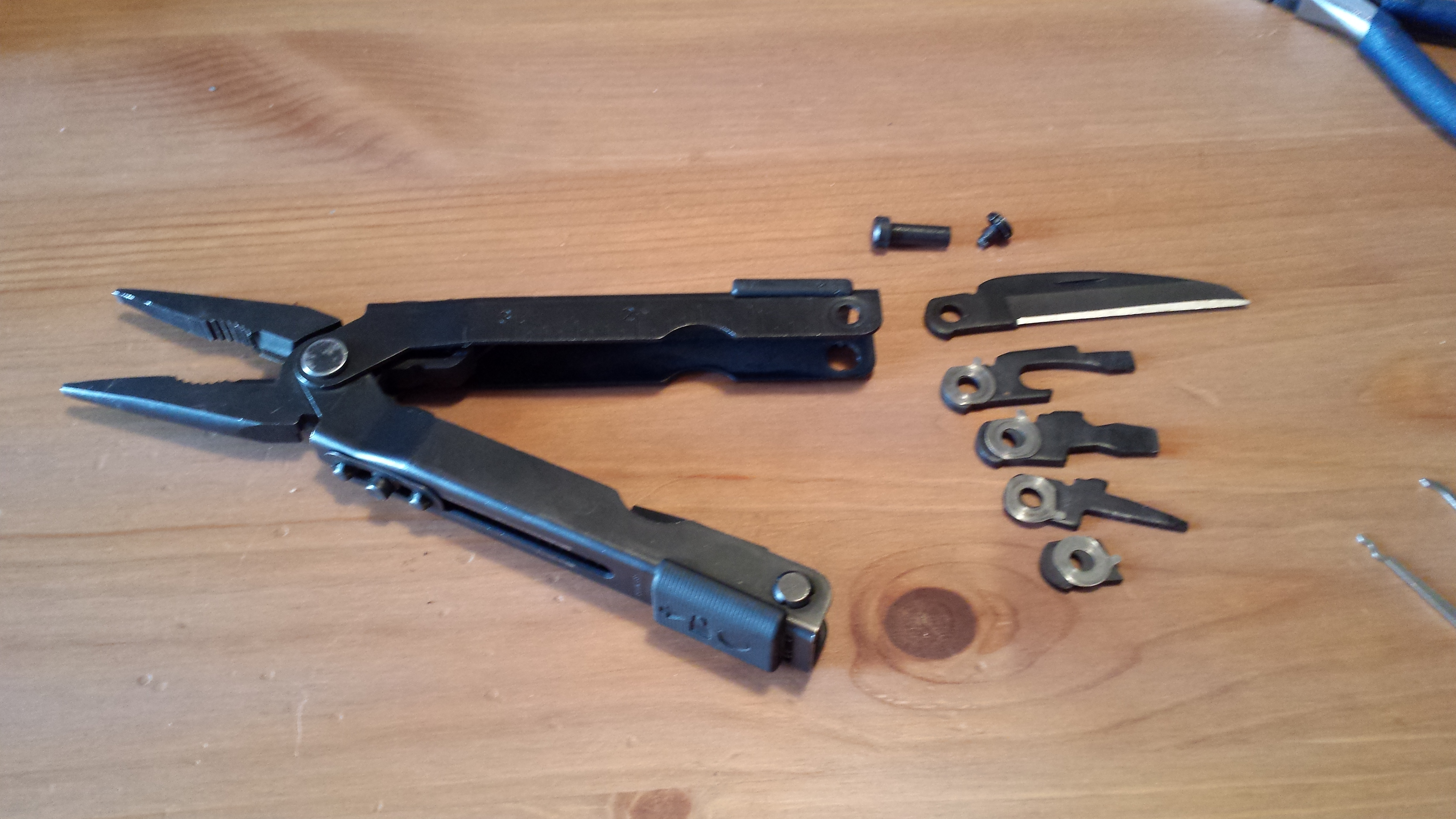 Picture of Disassembly