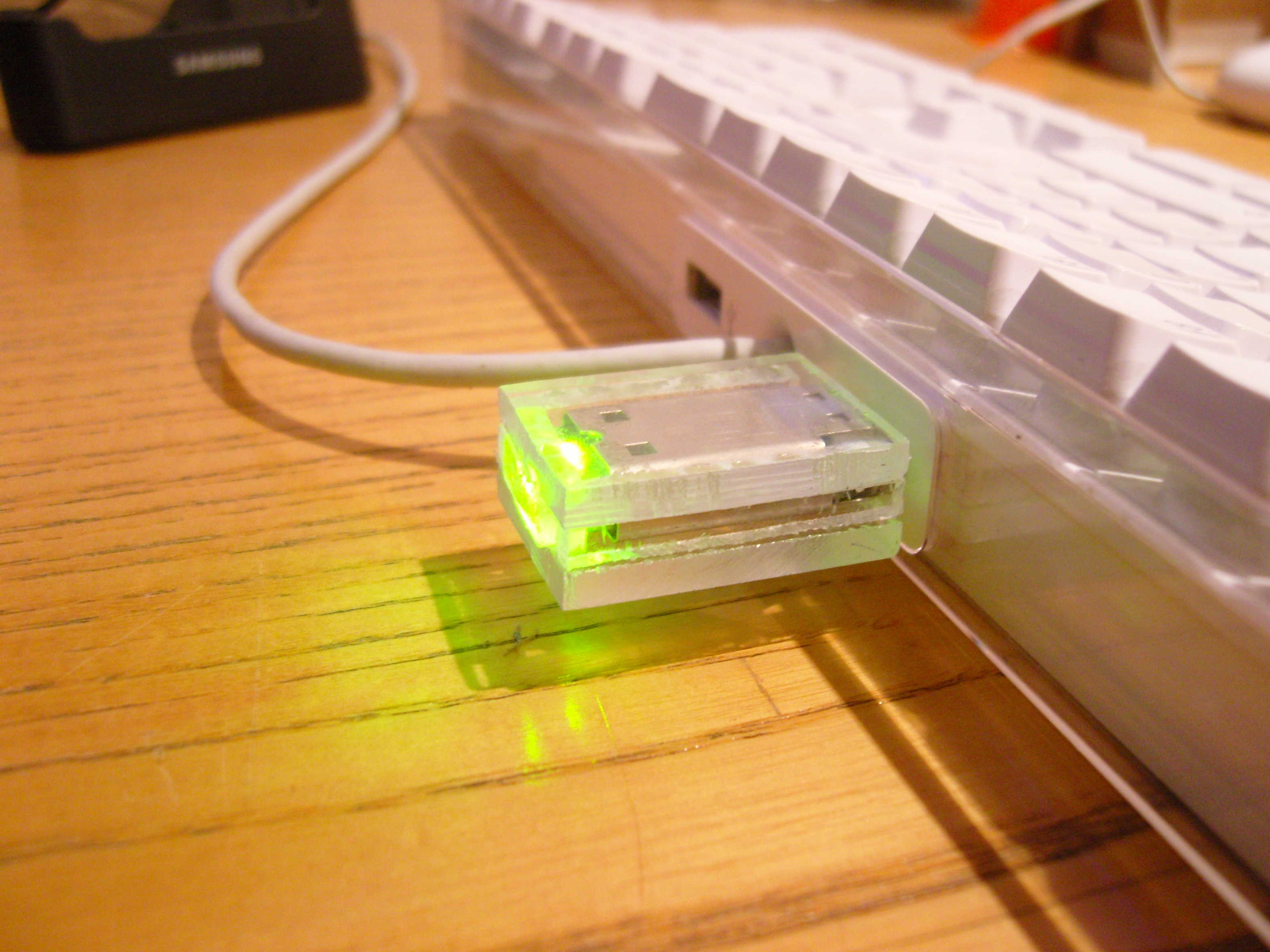 Picture of Acrylic USB Case Hack