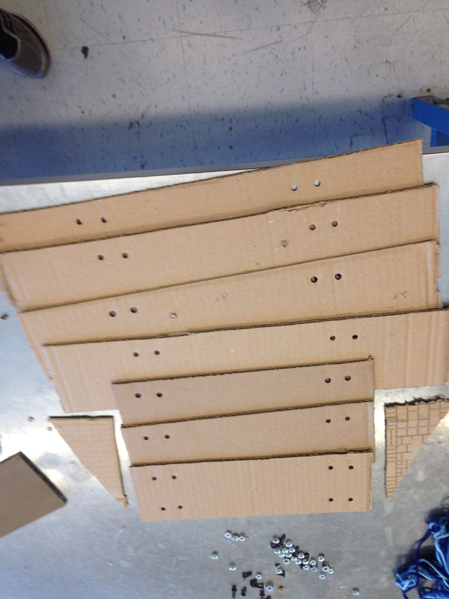 Picture of Punching Holes