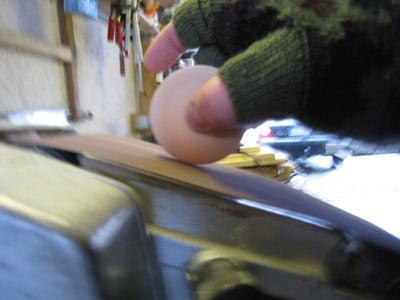 Cut the Wooden Disks