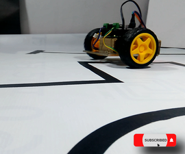 How to Make Line Follower Robot