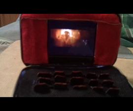 Pocket Sized Theatre - AKA Altoids Cinema