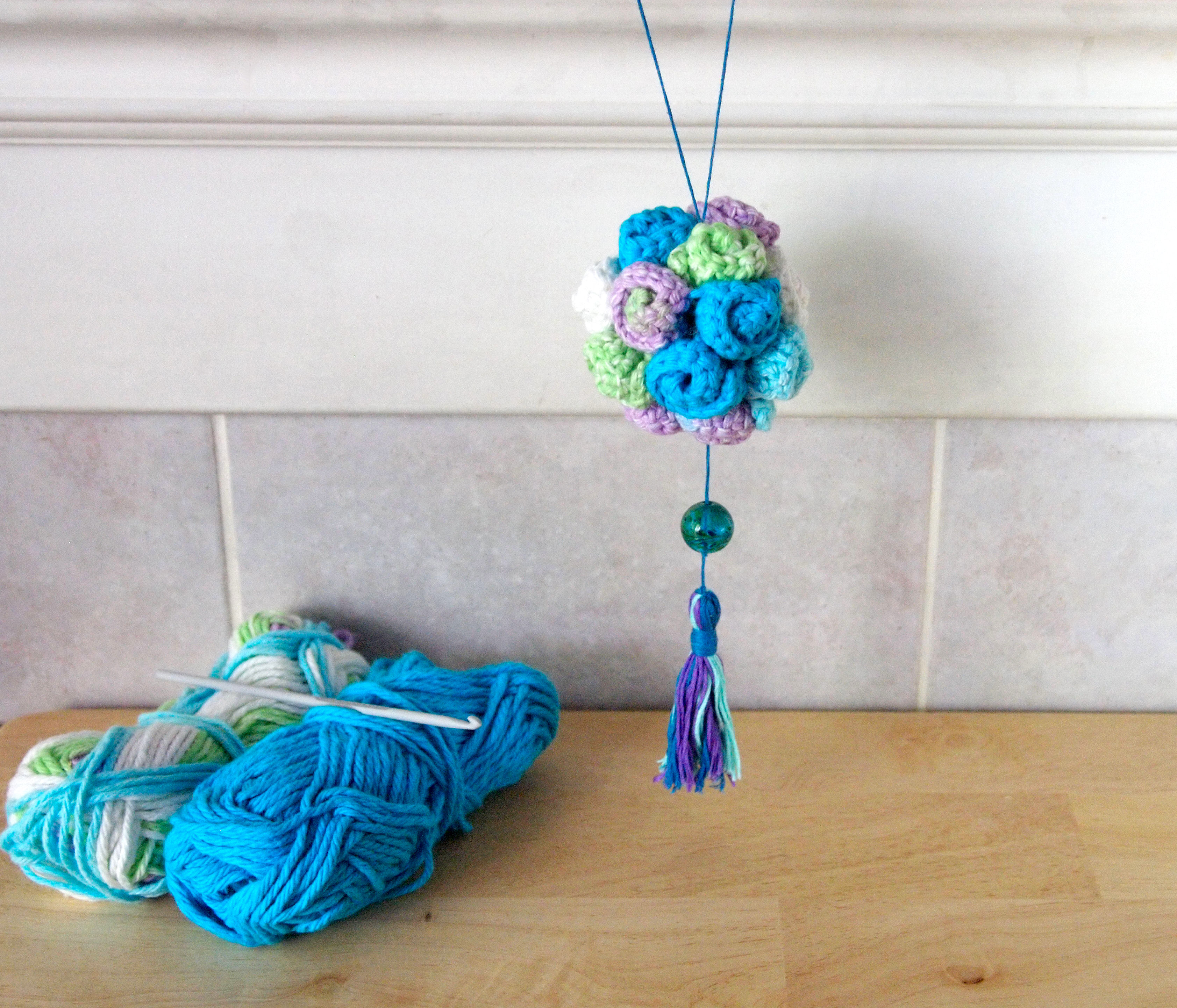 Picture of Crochet Kusudama