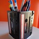 Cassette Tapes Pencil Box