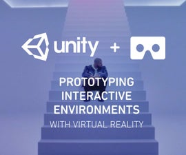 Prototyping Interactive Environments in Virtual Reality With Google Cardboard, Unity and Hotline Bling (TfCD)