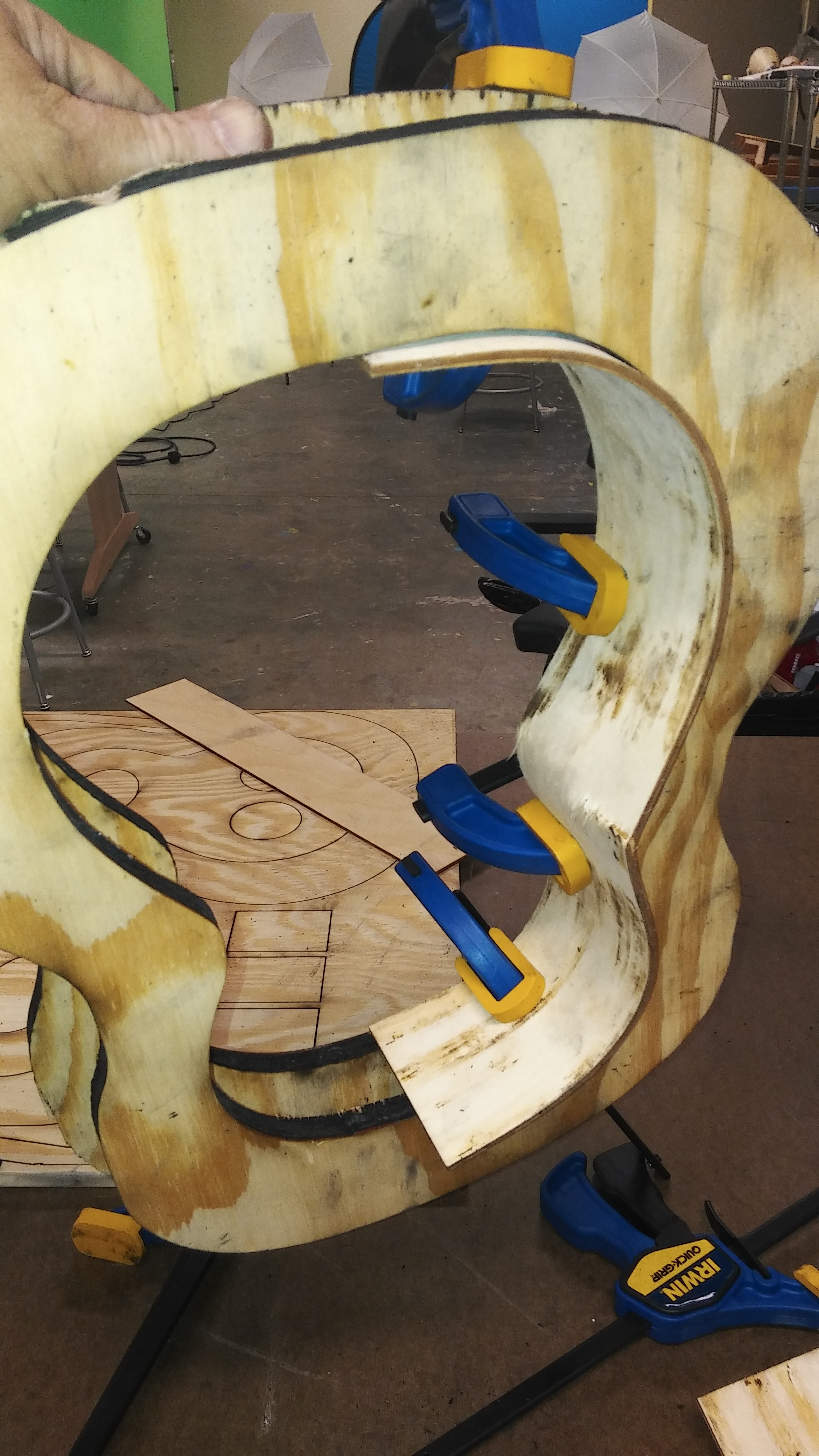 Picture of Put Side Panels Inside Form