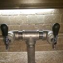 DIY Stainless Steel Pipe Draft Beer Tower