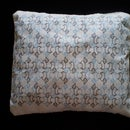Created a Printed Pillow from Scratch with Transfer Paper