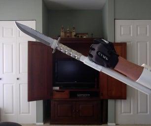 The Epic-est Knife/Sword Ever: