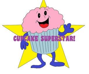 Super-Star Cupcake Tree