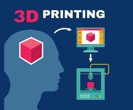 3D Printing: Tinkercad