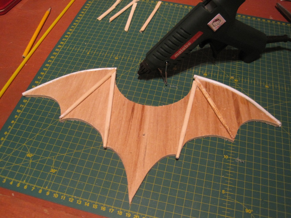 Picture of Bat Wings